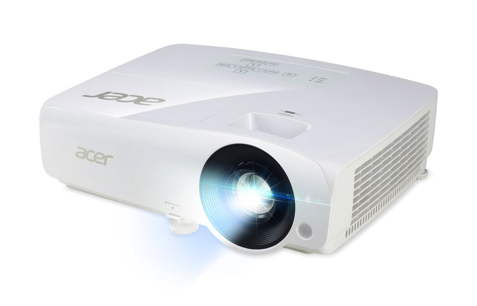 Acer X1525i data projector 3500 ANSI lumens DLP 1080p (1920x1080) Ceiling-mounted projector White