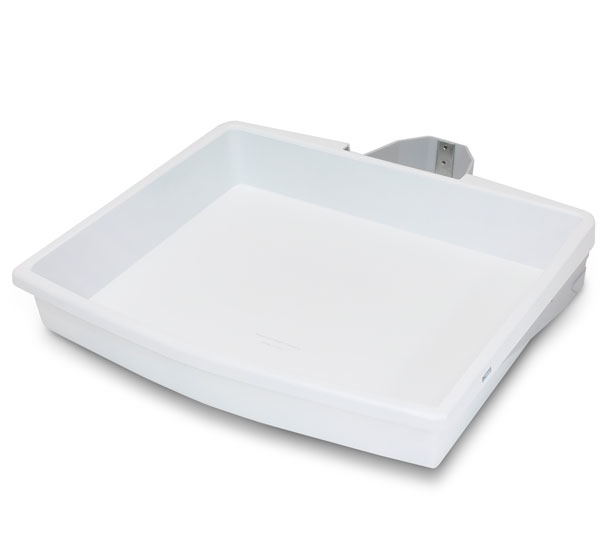 ERGOTRON 97-777-062 STYLEVIEW FRONT TRAY KIT, SV, BRIGHT WHITE