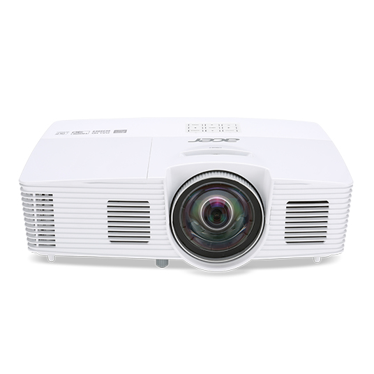 ACER HOME H6517ST DESKTOP PROJECTOR 3000ANSI LUMENS DLP 1080P (1920X1080) 3D WHITE DATA