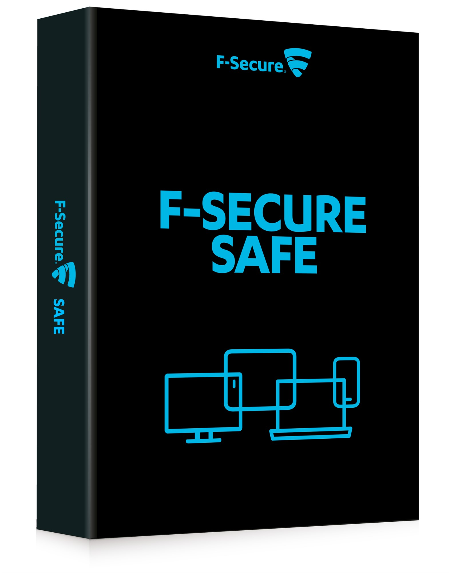 F-SECURE FCFXBR1N001E1 SAFE FULL LICENSE 1USER(S) 1YEAR(S) MULTILINGUAL