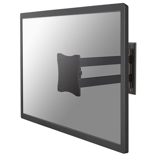 NEWSTAR FPMA-W820BLACK TV/MONITOR WALL MOUNT (2 PIVOTS & TILTABLE) FOR 10