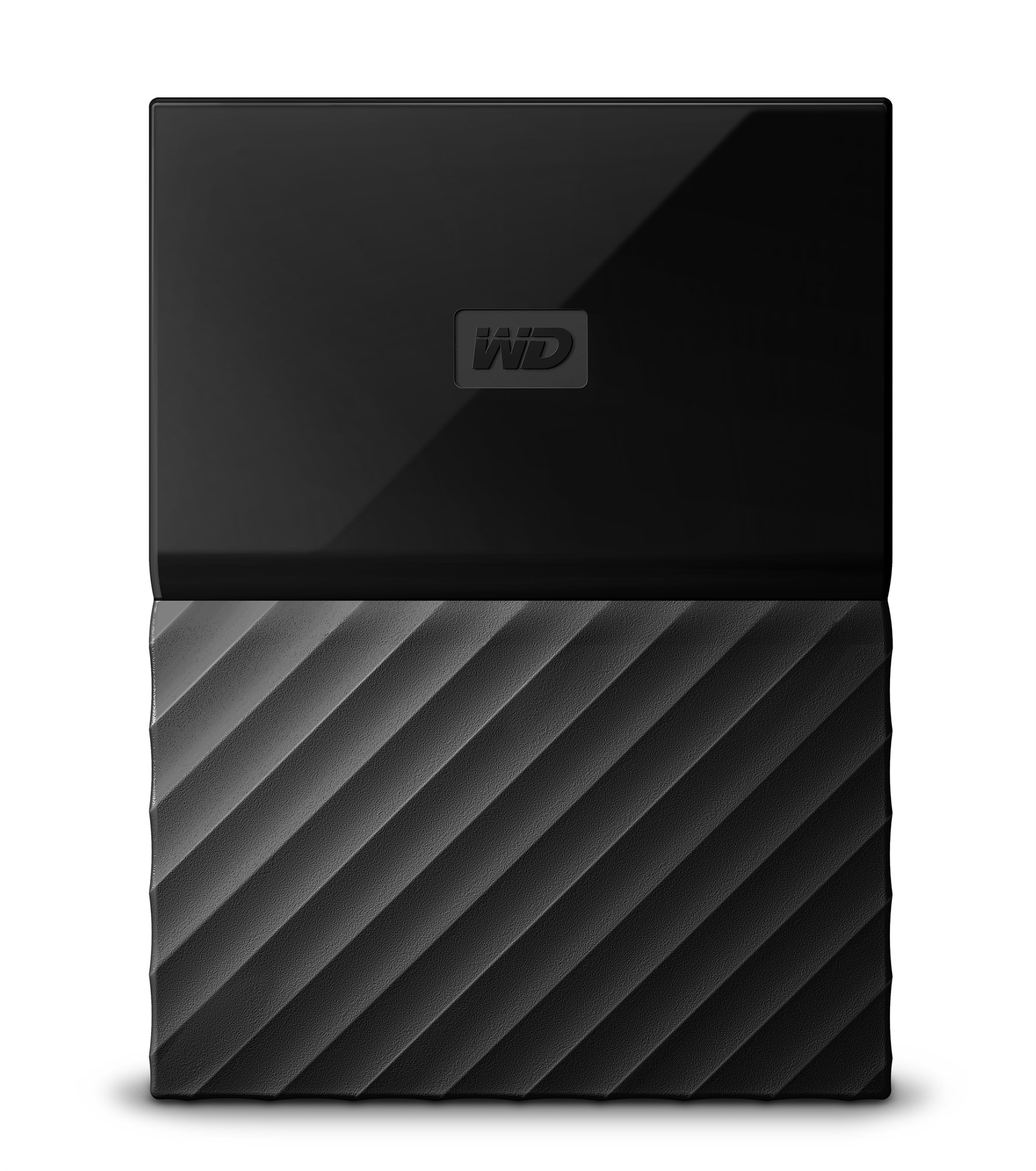 WESTERN DIGITAL MY PASSPORT 1000GB BLACK EXTERNAL HARD DRIVE