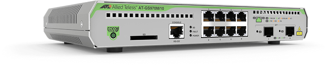 ALLIED TELESIS AT-GS970M/10PS-50 AT-GS970M - 10PS-50