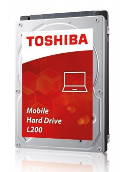 TOSHIBA L200 500GB HDD SERIAL ATA II INTERNAL HARD DRIVE