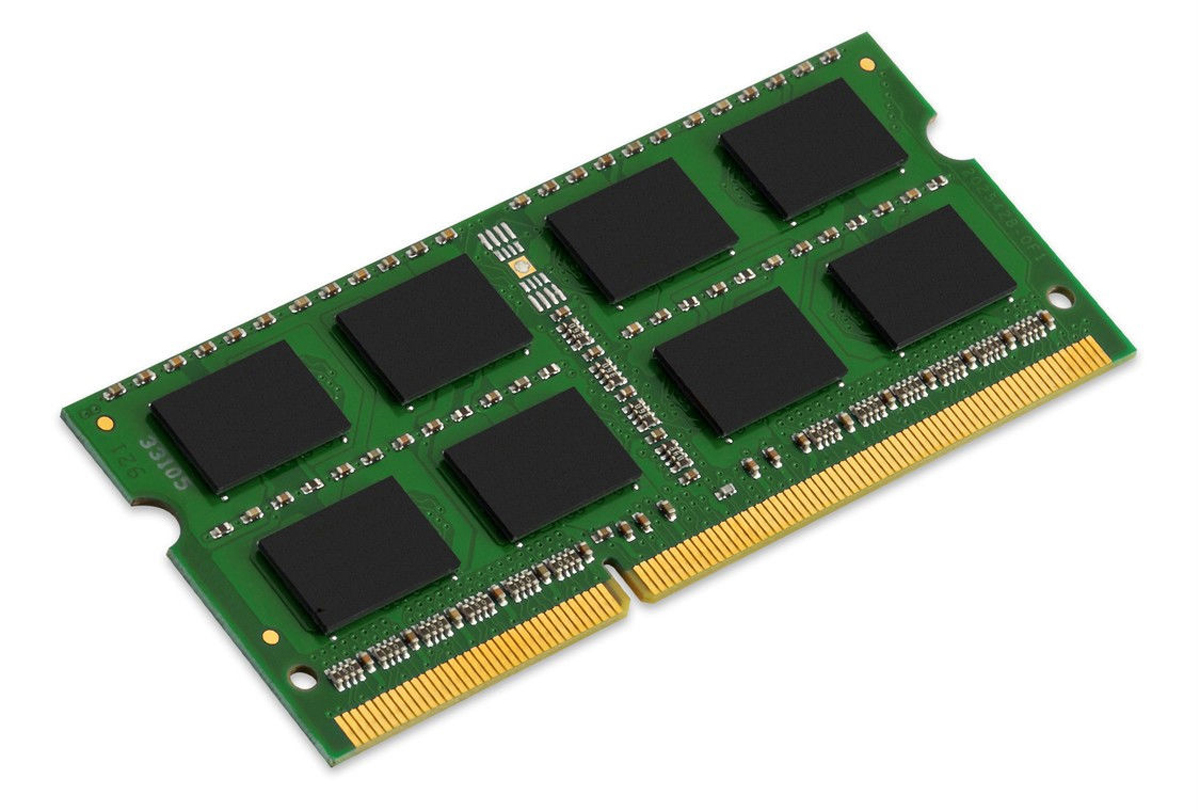 KINGSTON TECHNOLOGY VALUERAM 2GB DDR3L 1600MHZ MEMORY MODULE