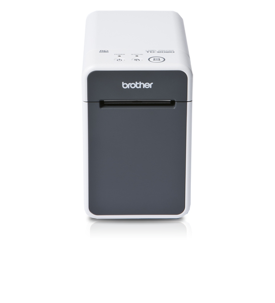 BROTHER TD2020XX1 DIRECT THERMAL 203 X 203DPI LABEL PRINTER