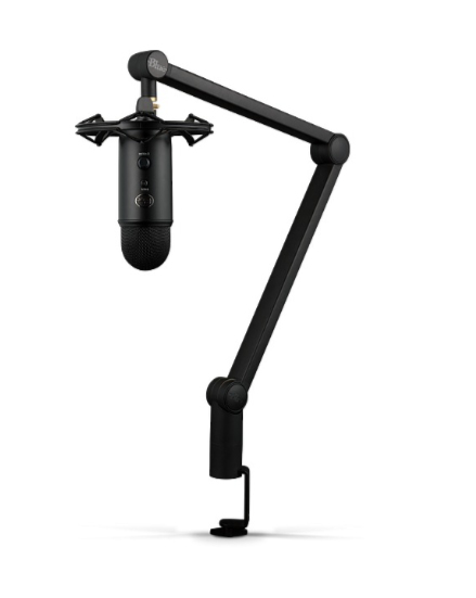 Blue Microphones 0274 microphone Table microphone Black