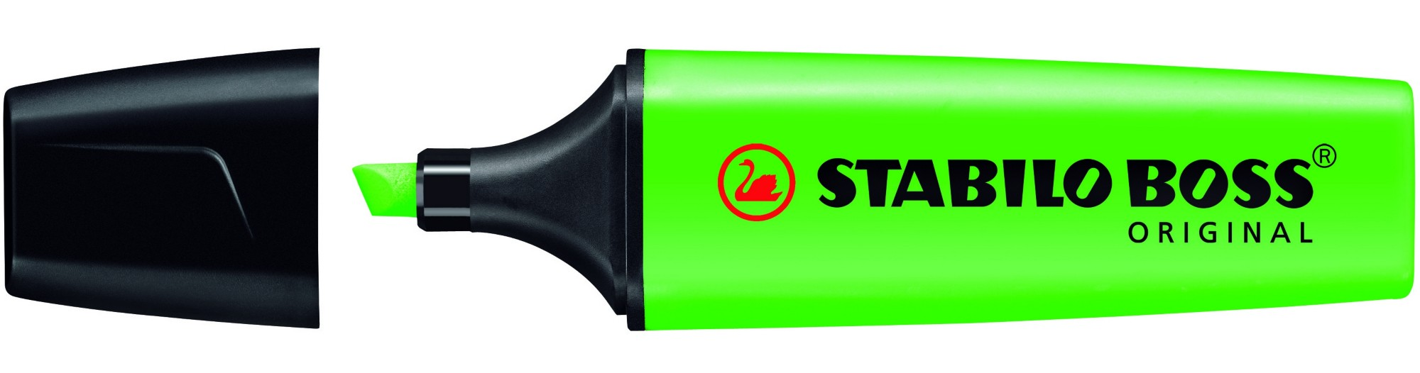 STABILO 70/33 BOSS ORIGINAL GREEN 10PC(S) MARKER