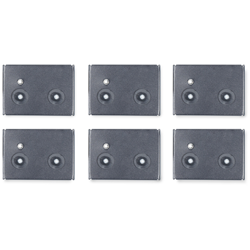 APC AR7710 CABLE CONTAINMENT BRACKETS BLACK POWER