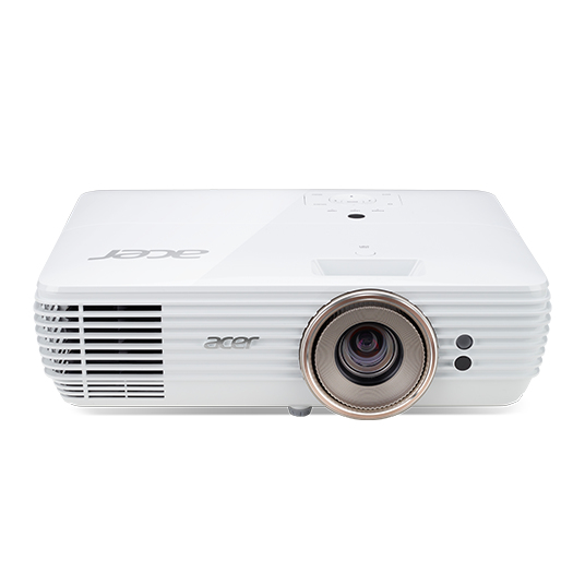 ACER HOME V7850 DESKTOP PROJECTOR 2200ANSI LUMENS DLP 2160P (3840X2160) WHITE DATA