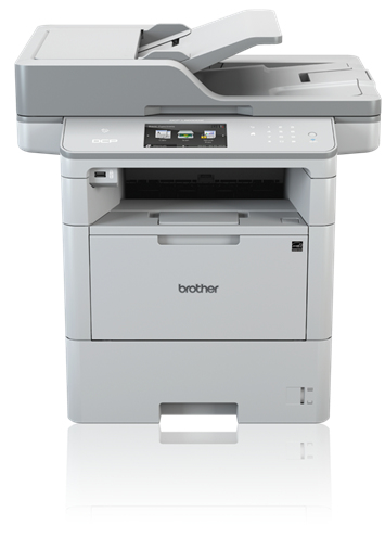 BROTHER DCP-L6600DW 1200 X 1200DPI LASER A4 46PPM WI-FI MULTIFUNCTIONAL