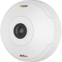 AXIS 01024-001 COMPANION 360 IP SECURITY CAMERA INDOOR DOME WHITE