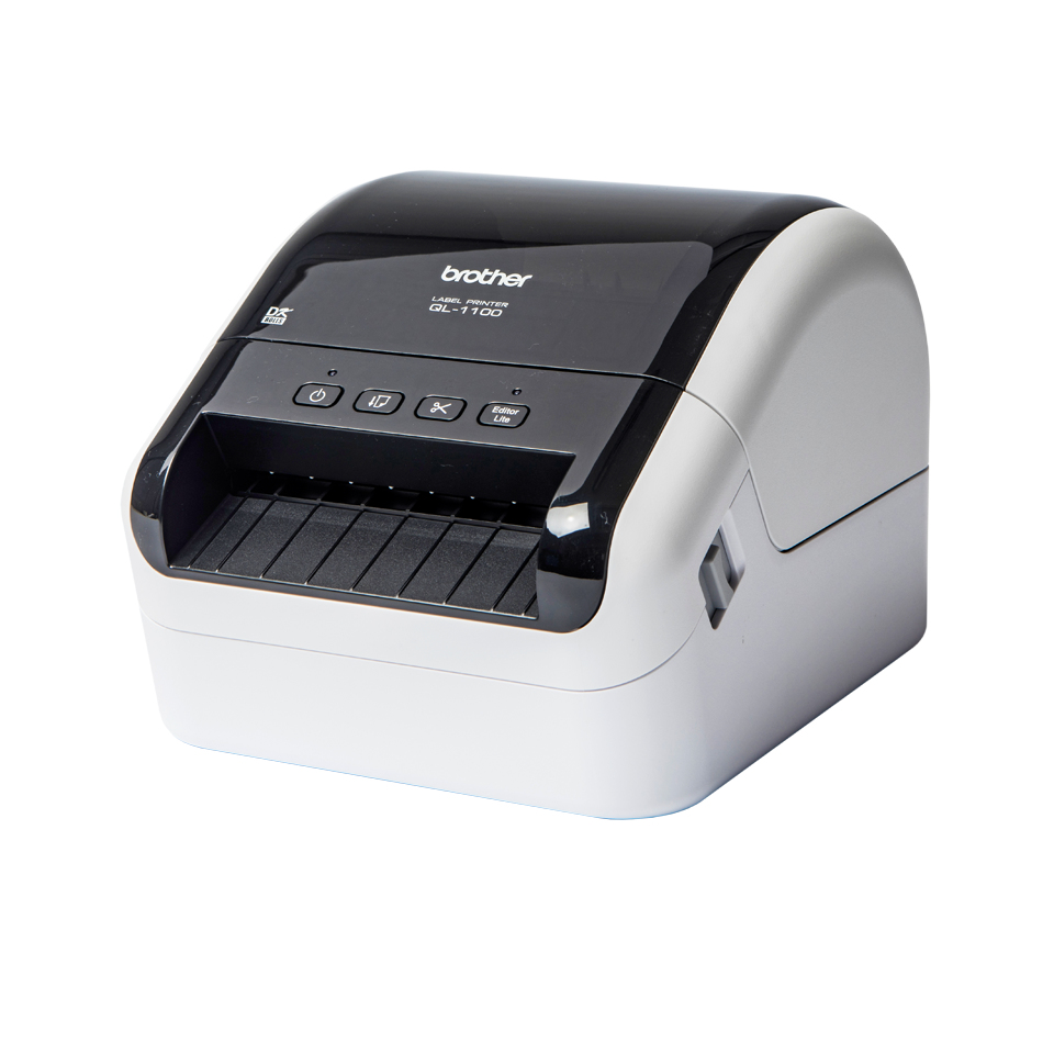BROTHER QL-1100 DIRECT THERMAL 300 X 300DPI LABEL PRINTER