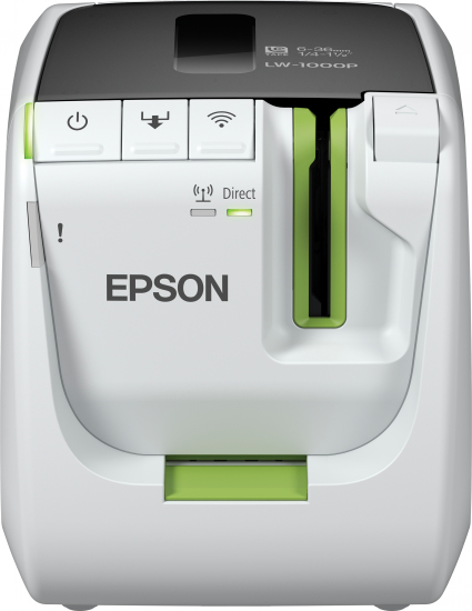 EPSON LABELWORKS LW-1000P THERMAL TRANS 360 X 360DPI LABEL PRINTER