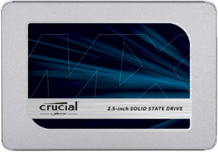 CRUCIAL CT250MX500SSD1 MX500 250GB SATA 2.5-INCH, 6.0GB - S, 560 MB S READ, 510 WRITE