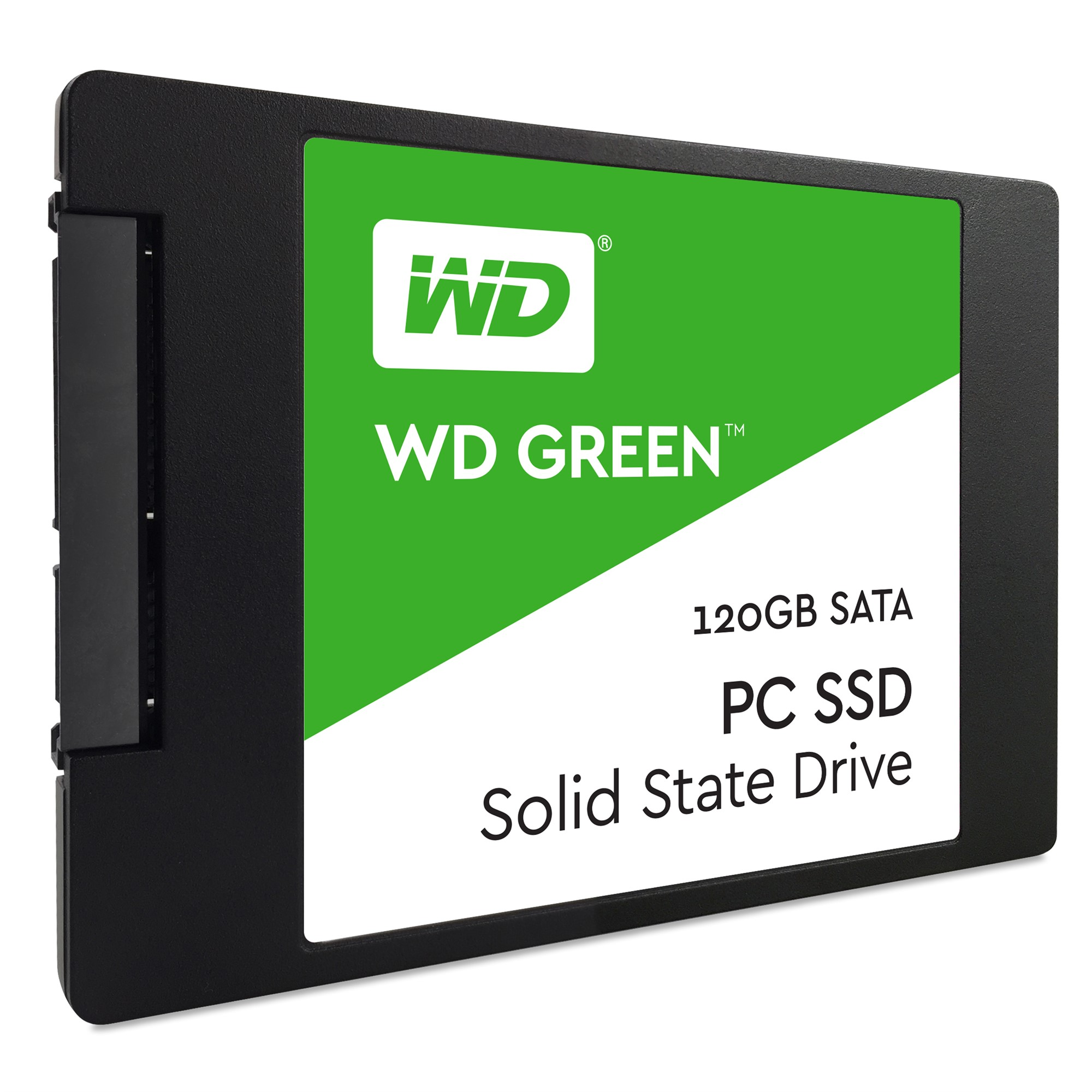 WESTERN DIGITAL GREEN PC SSD 120GB 2.5