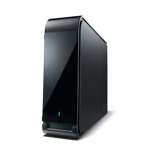 BUFFALO HD-LX4.0TU3-EU DRIVESTATION VELOCITY HD-ERGOTRON LXU3 4000GB BLACK EXTERNAL HARD DRIVE