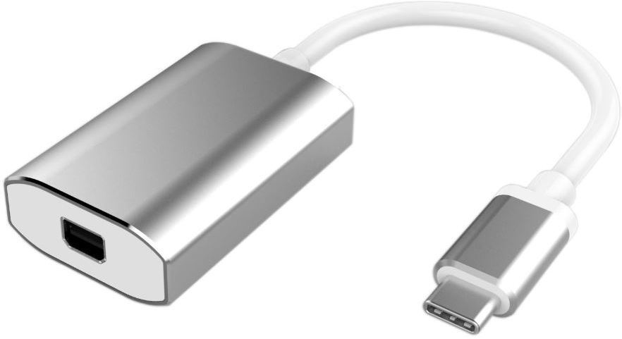 MICROCONNECT USB3.1CMDPS USB-C TO MINI DP M-F, 0.2M