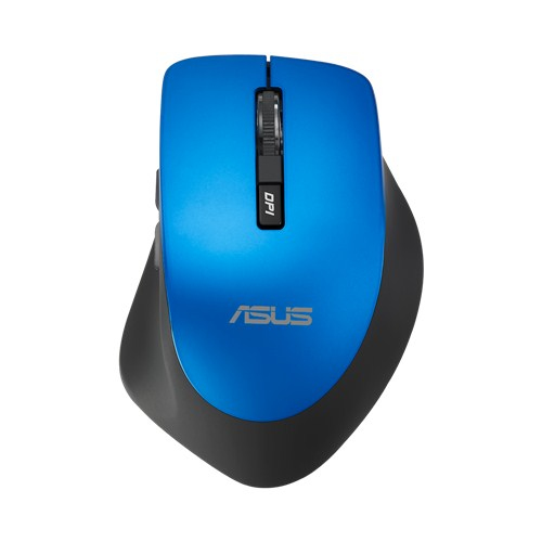 ASUS WT425 RF WIRELESS OPTICAL 1600DPI RIGHT-HAND BLACK,BLUE MICE