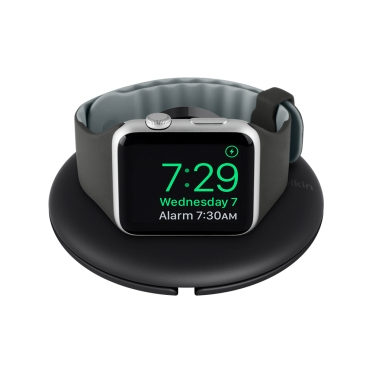 BELKIN TRAVEL STAND FOR APPLE WATCH, 90.4MM, 40G, TPU