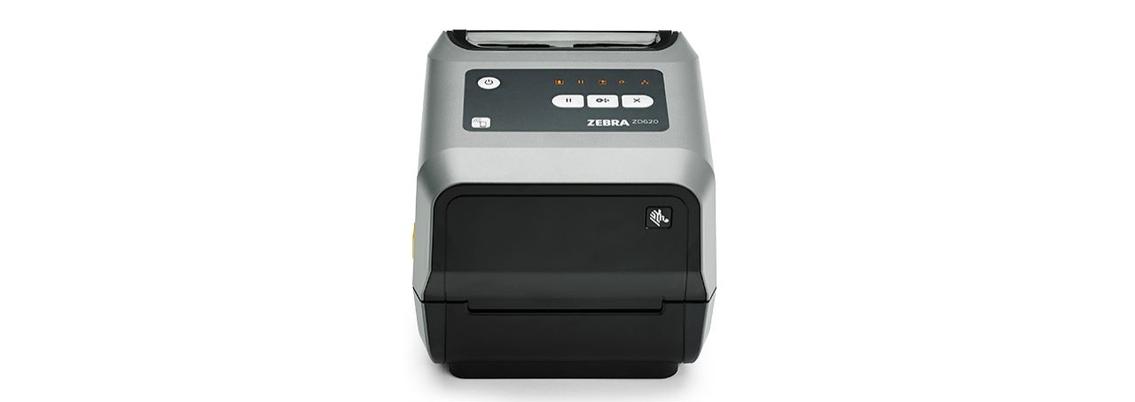 ZEBRA ZD620 THERMAL TRANS 203 X 203DPI LABEL PRINTER
