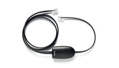 JABRA 14201-16 BLACK CABLE INTERFACE/GENDER ADAPTER
