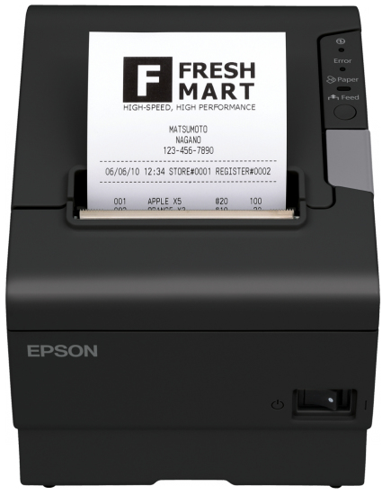 EPSON TM-T88V (050) THERMAL POS PRINTER 180 X 180DPI