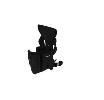 ZEBRA ST6055 HARD SHELL/FORM FIT HOLSTER BLACK
