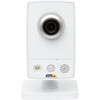 AXIS 0812-002 M1045-LW IP SECURITY CAMERA INDOOR BOX WHITE 1280 X 800PIXELS