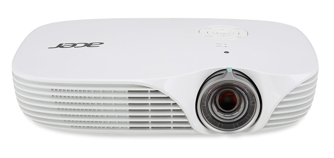 ACER PROFESSIONAL AND EDUCATION K138ST PORTABLE PROJECTOR 800ANSI LUMENS DLP WXGA (1280X800) 3D WHITE DATA