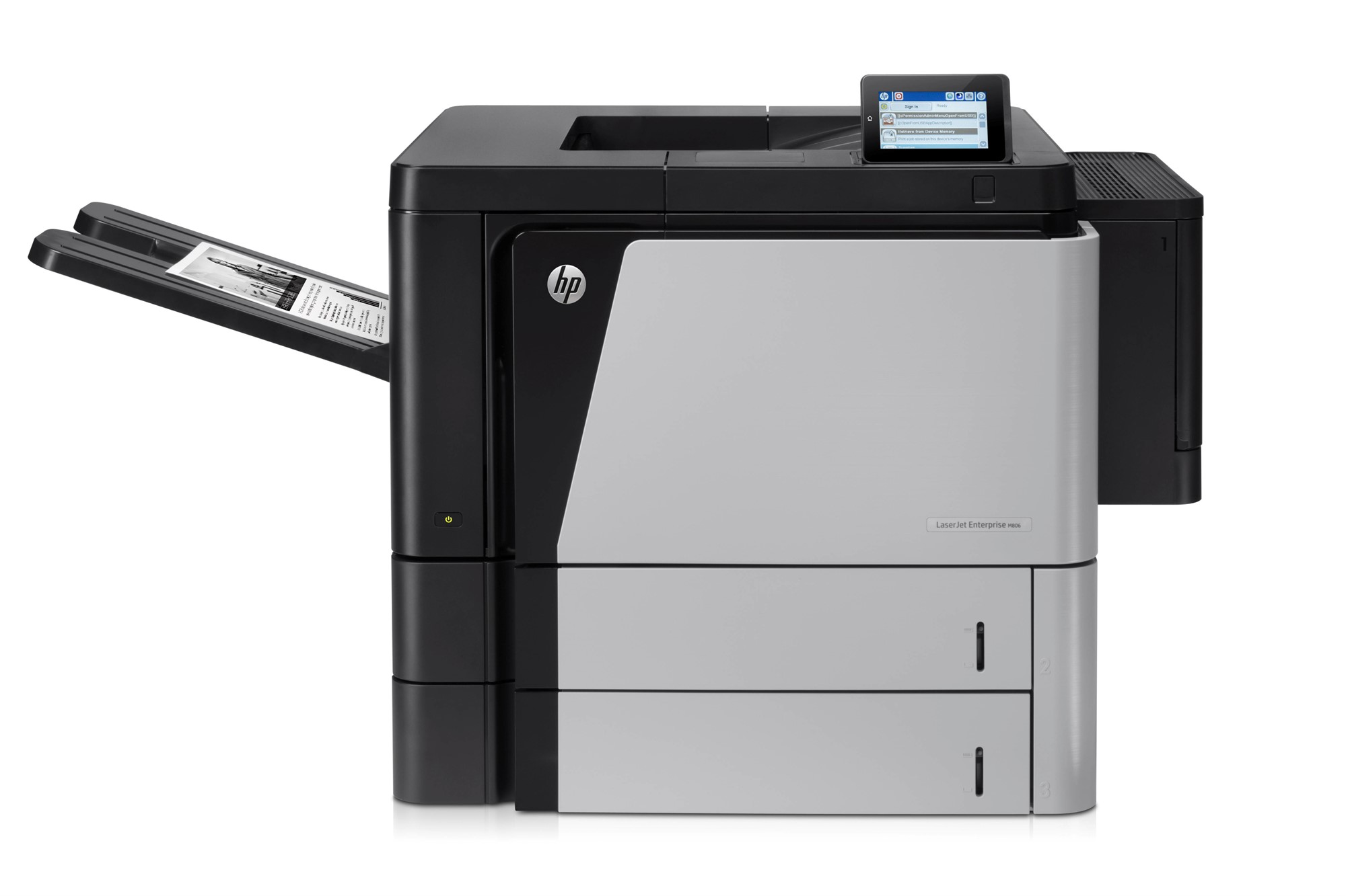 HP CZ244A#B19 LASERJET ENTERPRISE M806DN PRINTER