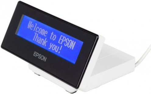 EPSON DM-D30 40DIGITS USB 2.0 WHITE