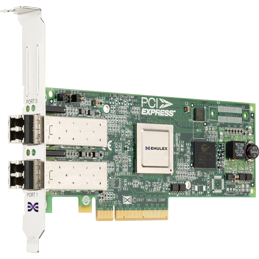 DELL EMULEX LPE12002 INTERNAL FIBER INTERFACE CARDS/ADAPTER