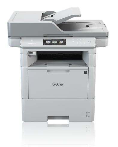 BROTHER MFC-L6800DW 1200 X 1200DPI LASER A4 46PPM WI-FI MULTIFUNCTIONAL