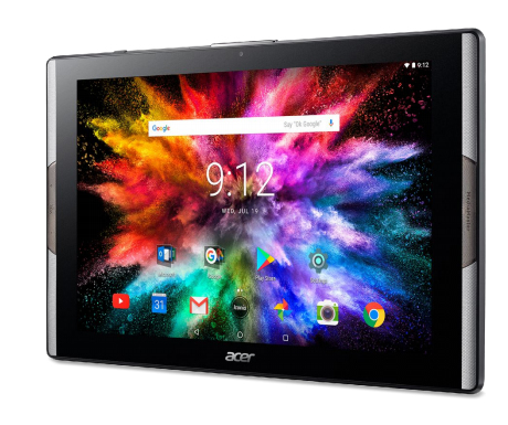 ACER ICONIA A3-A50 64GB BLACK TABLET