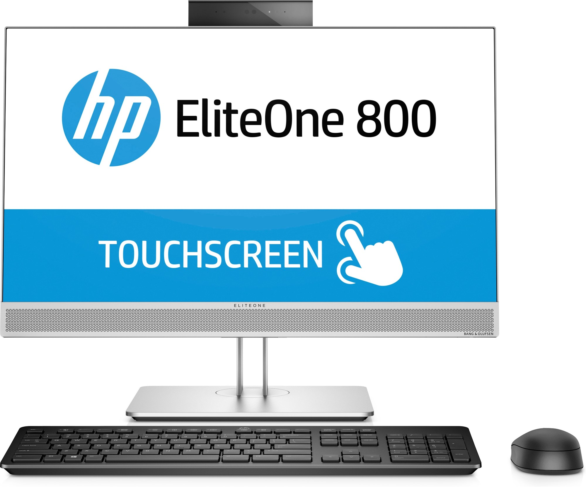 HP 1KB38EA#ABU HPELITEONE 800 G3 23.8-INCH TOUCH ALL-IN-ONE PC