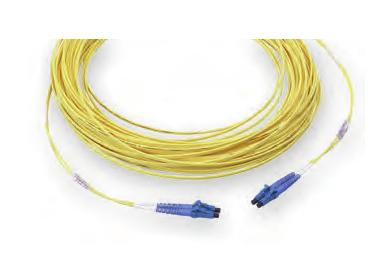 AMP PATCH CORD, LC / LC, DUPLEX, OM3 XG 10 GB/S, MM, 10M