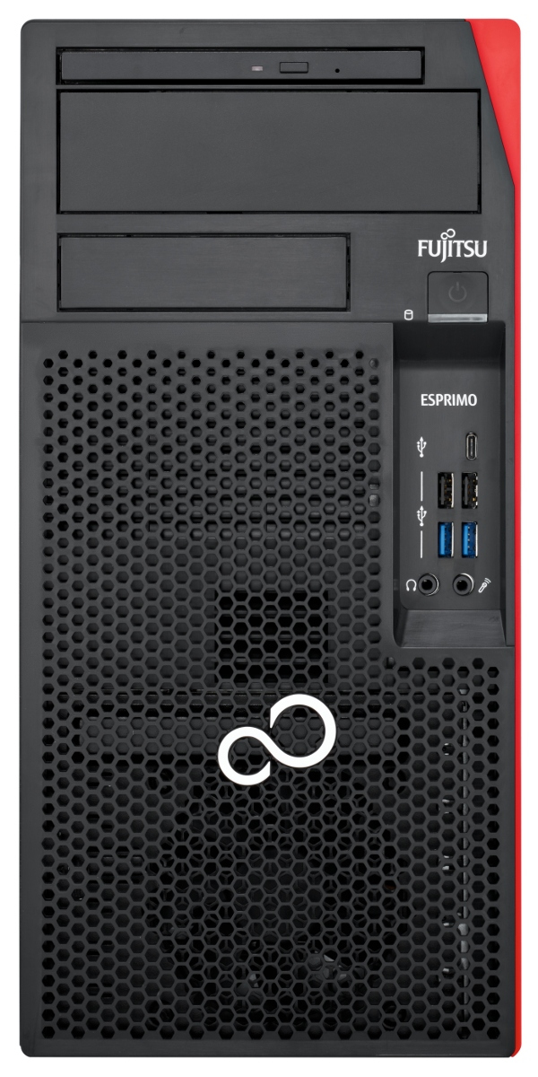 FUJITSU ESPRIMO P957 3.4GHZ I7-6700 TOWER BLACK PC