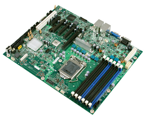 INTEL S3420GPV 3420 LGA 1156 (SOCKET H) ATX SERVER/WORKSTATION MOTHERBOARD