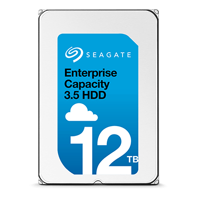 SEAGATE ENTERPRISE 3.5 HDD (HELIUM) 12000GB SAS INTERNAL HARD DRIVE
