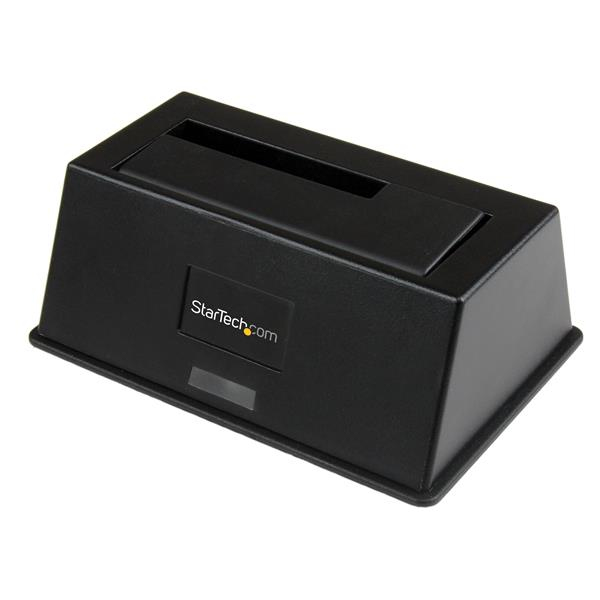 STARTECH SDOCKU33BV USB 3.0 SATA III HARD DRIVE DOCKING STATION SSD - HDD WITH UASP 2.5 3.12.7 CM (5