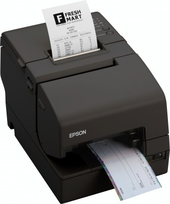 EPSON TM-H6000IV (034): SERIAL, W/O PS, EDG, MICR