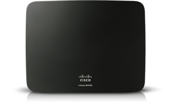 LINKSYS SE2800 1U BLACK