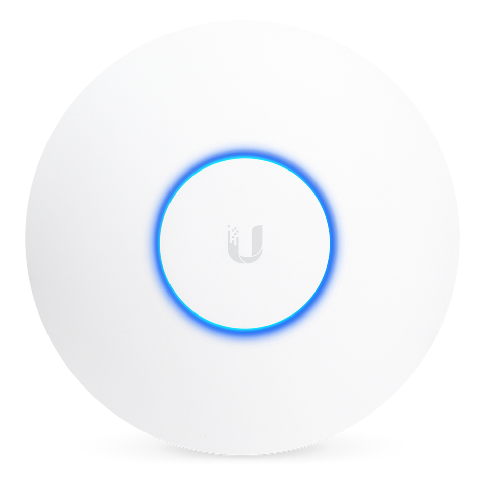 UBIQUITI NETWORKS UAP-AC-HD UNIFI AC HD 1733MBIT - S POWER OVER ETHERNET (POE) WHITE WLAN ACCESS POINT