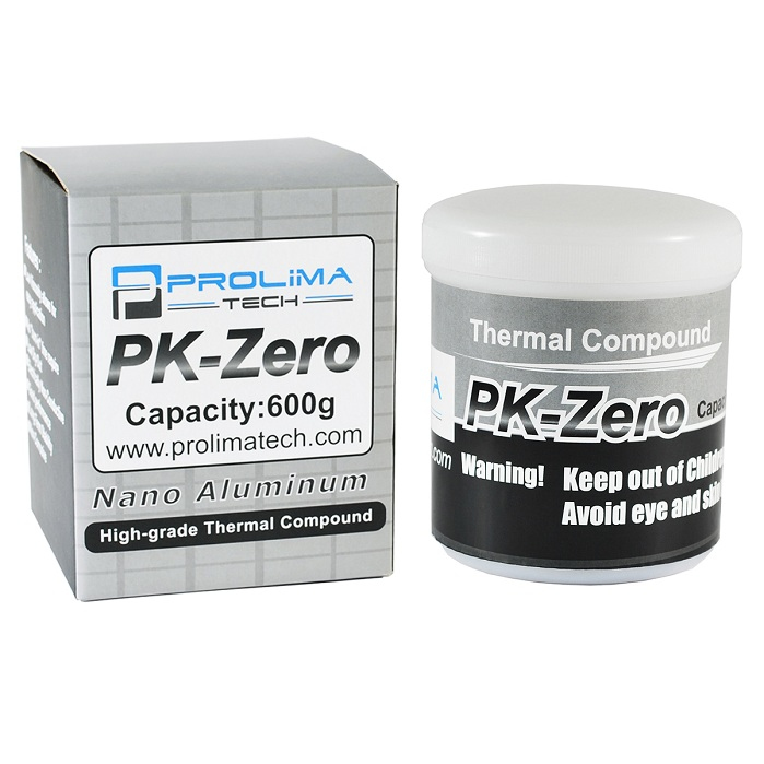 PROLIMATECH PK-ZERO (600G) THERMAL COMPOUND 600G