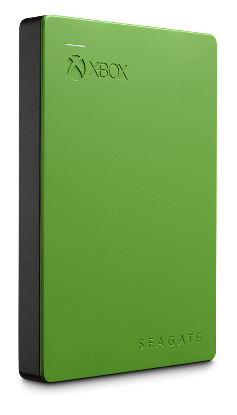 SEAGATE GAME DRIVE 2TB USB 3.0 2000GB GREEN EXTERNAL HARD