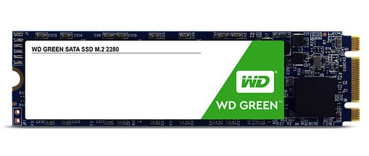 WESTERN DIGITAL GREEN 240GB M.2 SERIAL ATA III