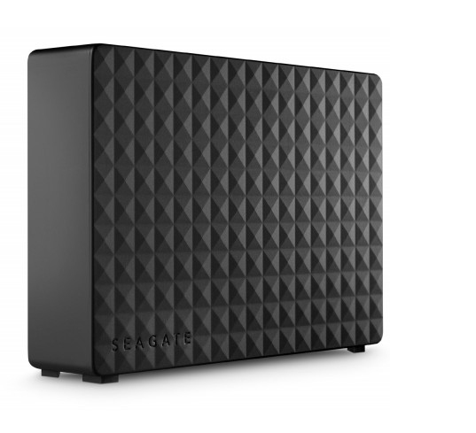 SEAGATE EXPANSION DESKTOP 3TB 3000GB BLACK EXTERNAL HARD DRIVE