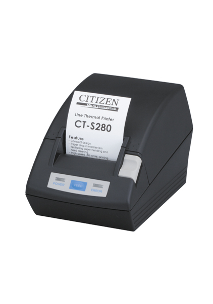 CITIZEN CT-S280 THERMAL POS PRINTER 203 X 203DPI