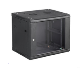 MICROCONNECT CABINET7 WALL MOUNTED RACK BLACK
